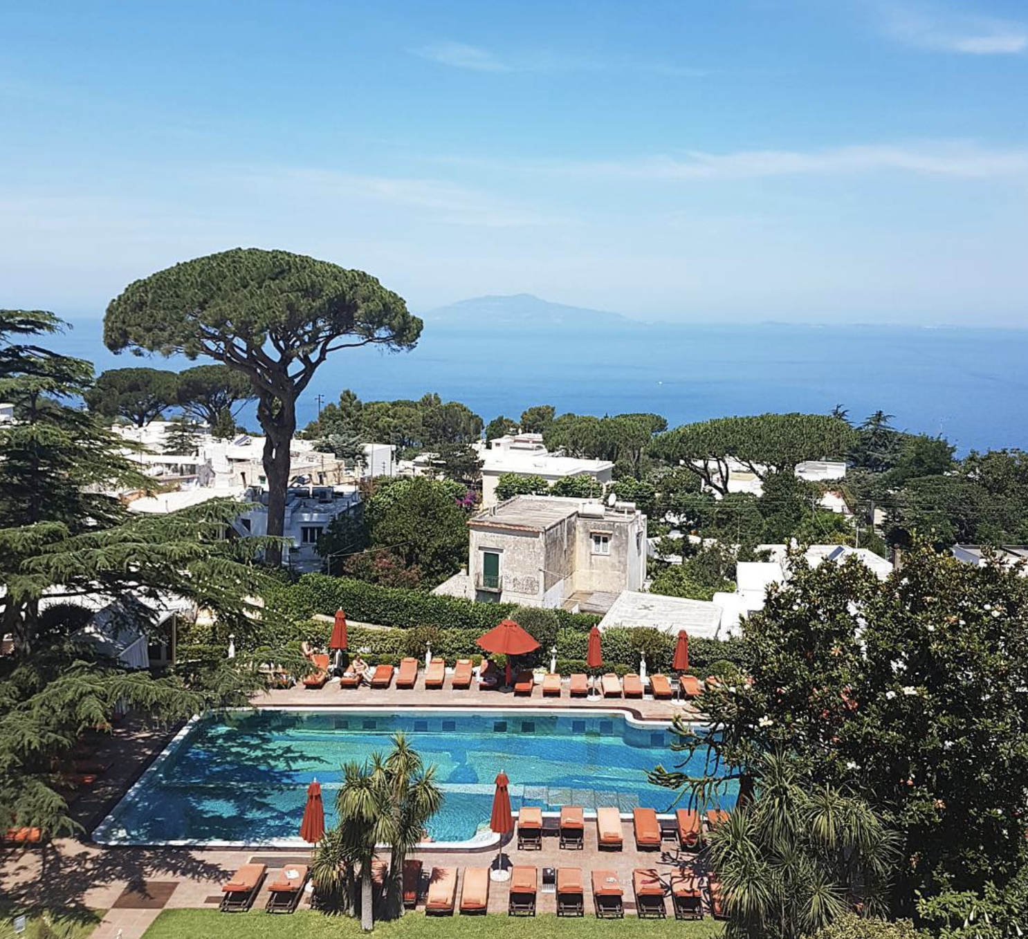 Check out Bodyism at Capri Palace Hotel and Spa on    Instagram
