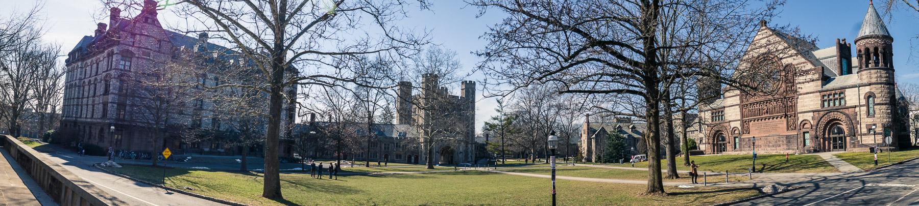 Princeton Campus \ \ Day 6 \ \ 2/18/17