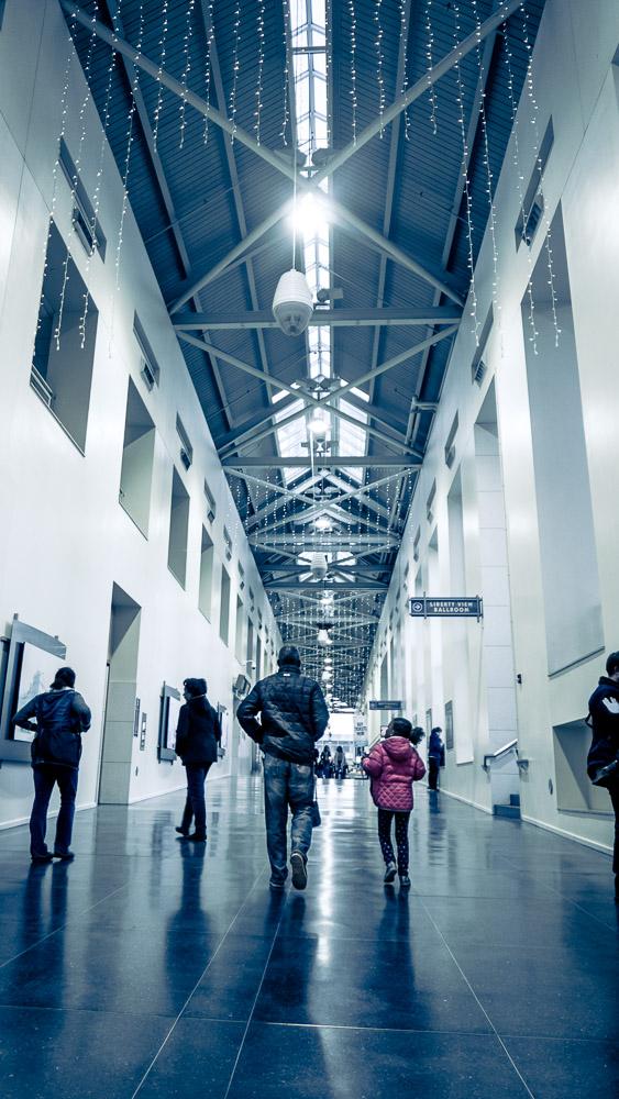 Independence Visitor Center \ \