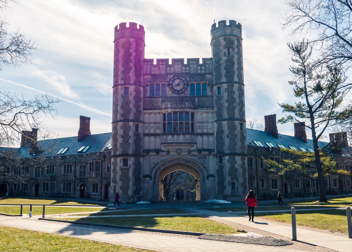 At Princeton \ \ Day 6 \ \ 2/18/17