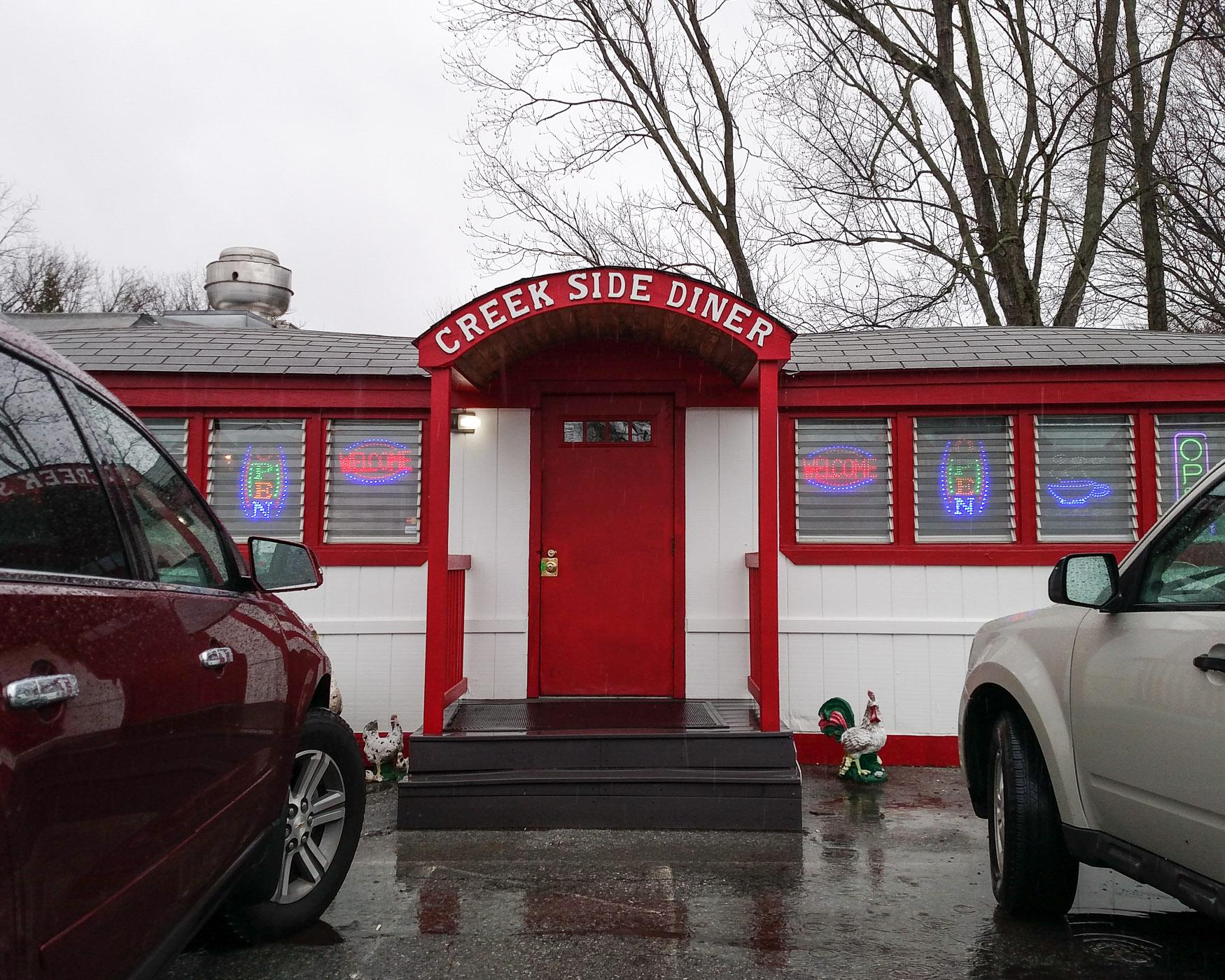 Creek Side Diner \ \ Kennett Square \ \ 4/6/17