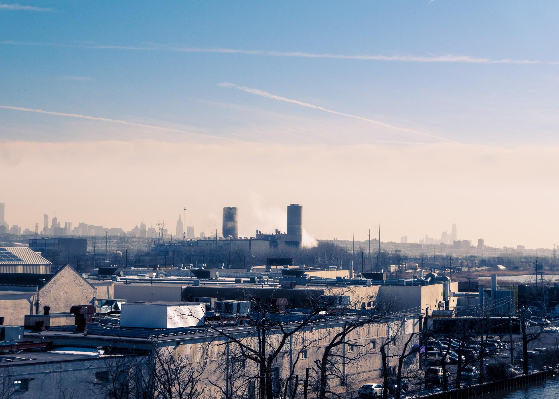 Daytime Fog \ \ Day 2 \ \ 2/14/17