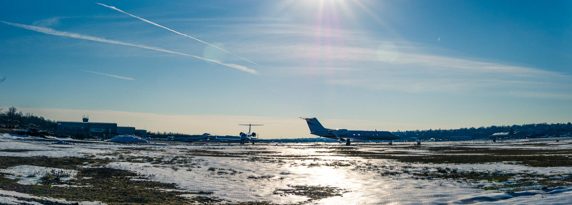 Teterboro Airport \ \ Day 2 \ \ 2/14/17