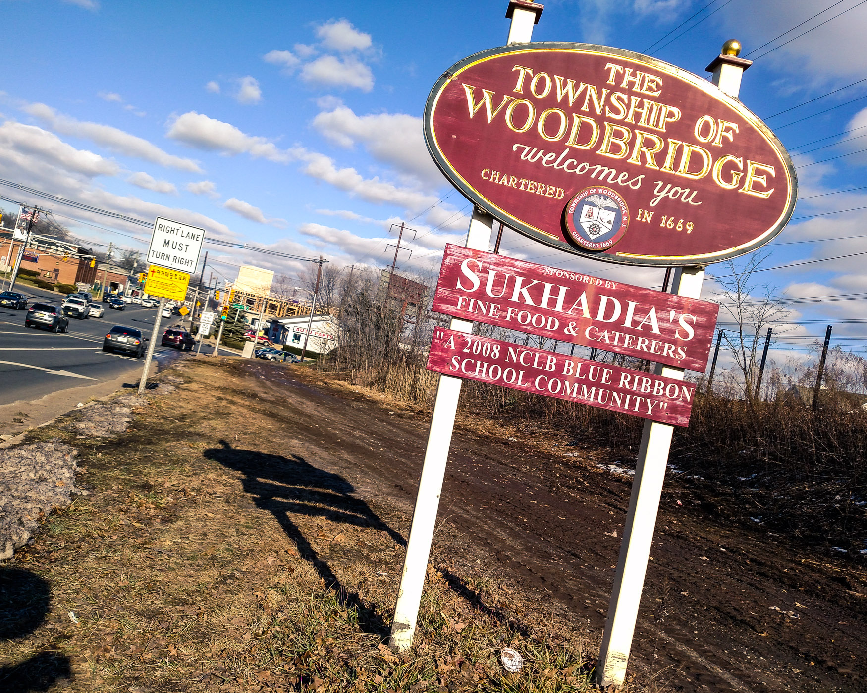 *Leaving Woodbridge \ \ Day 4