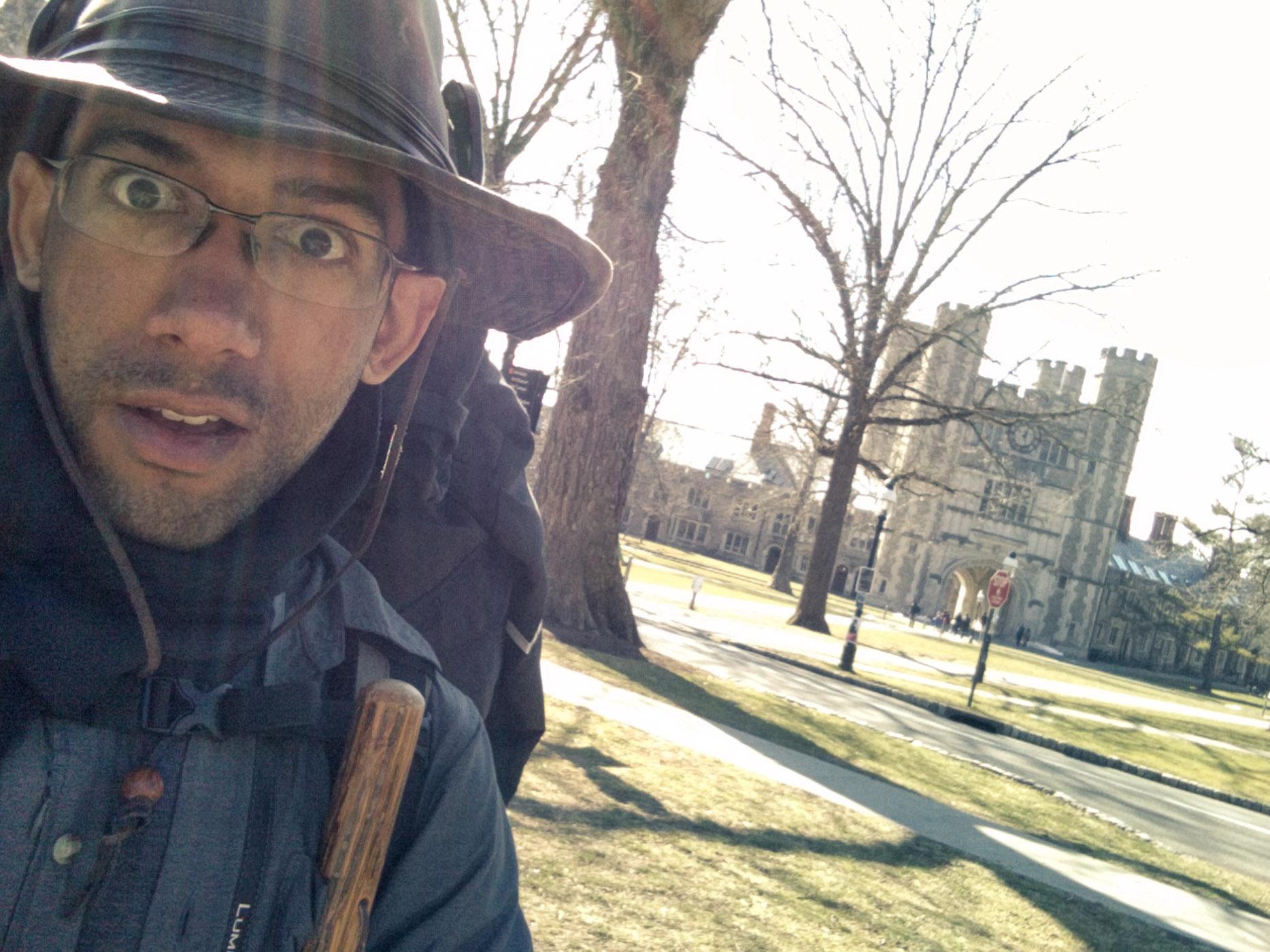 Ish Goes to Princeton \ \ Day 6