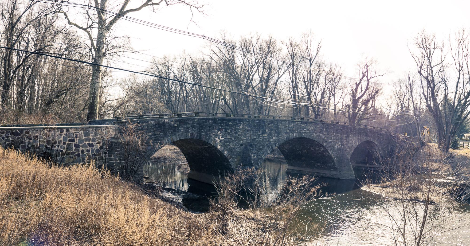 A bridge \ \ Day 6
