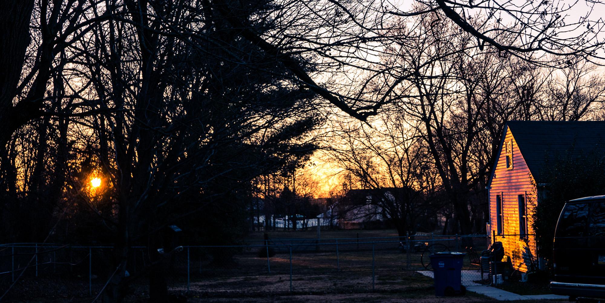 Sun's Up \ \ Day 8