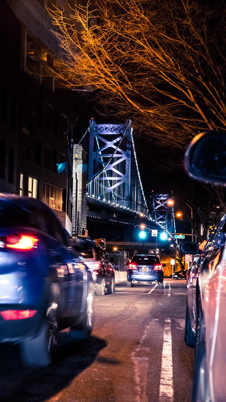 Ben Franklin Bridge \ \ Day 8