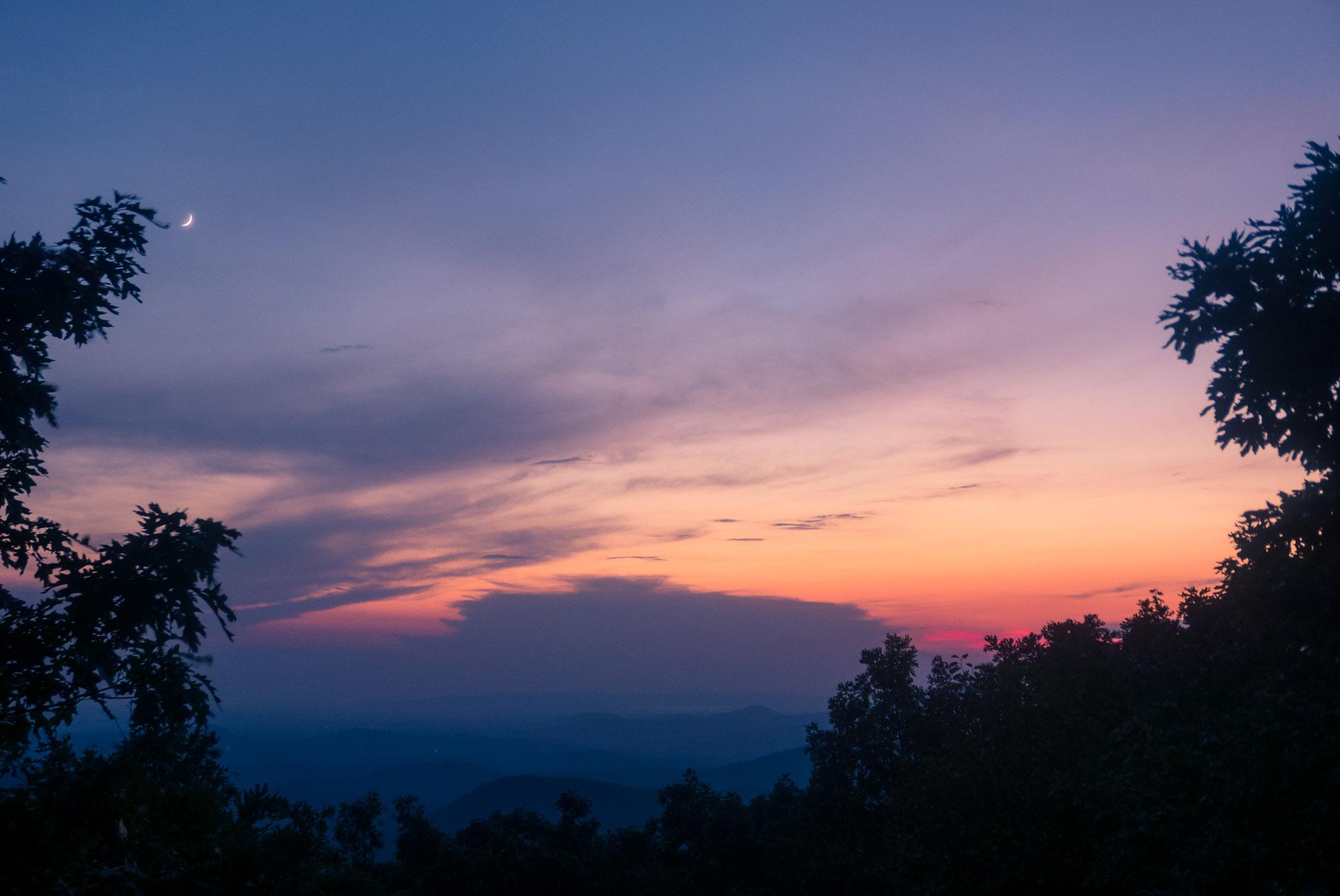 Twilight On the Summit
