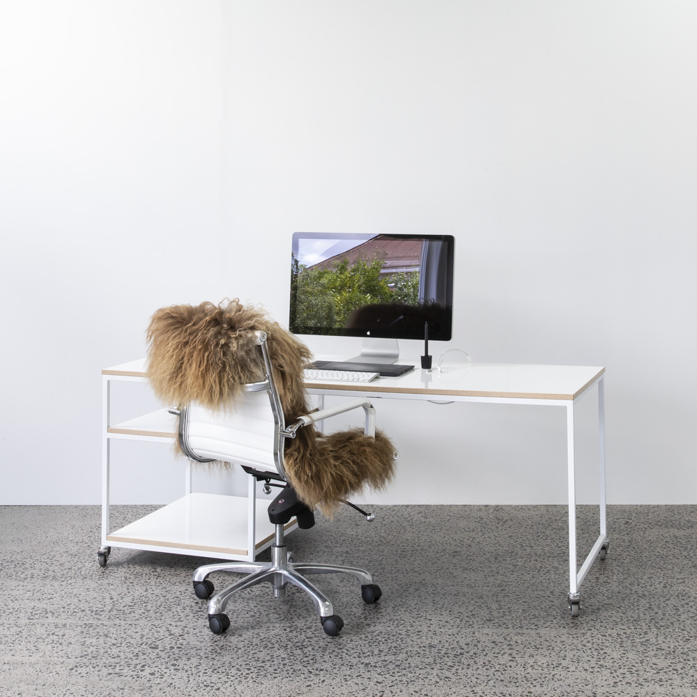 Rolling Workstation - Free | Includes Thunderbolt Screen & Wacom Intuos Pro Tablet