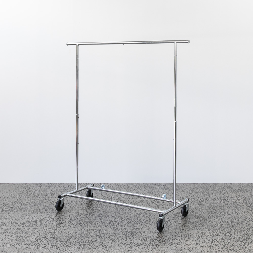 Rolling Garment Rack - Free | Included with Studio Hire