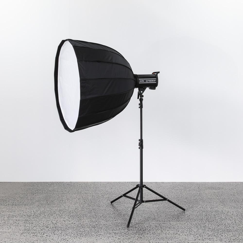 softbox Deep para 100cm - $30.00 + GST | 1 Available