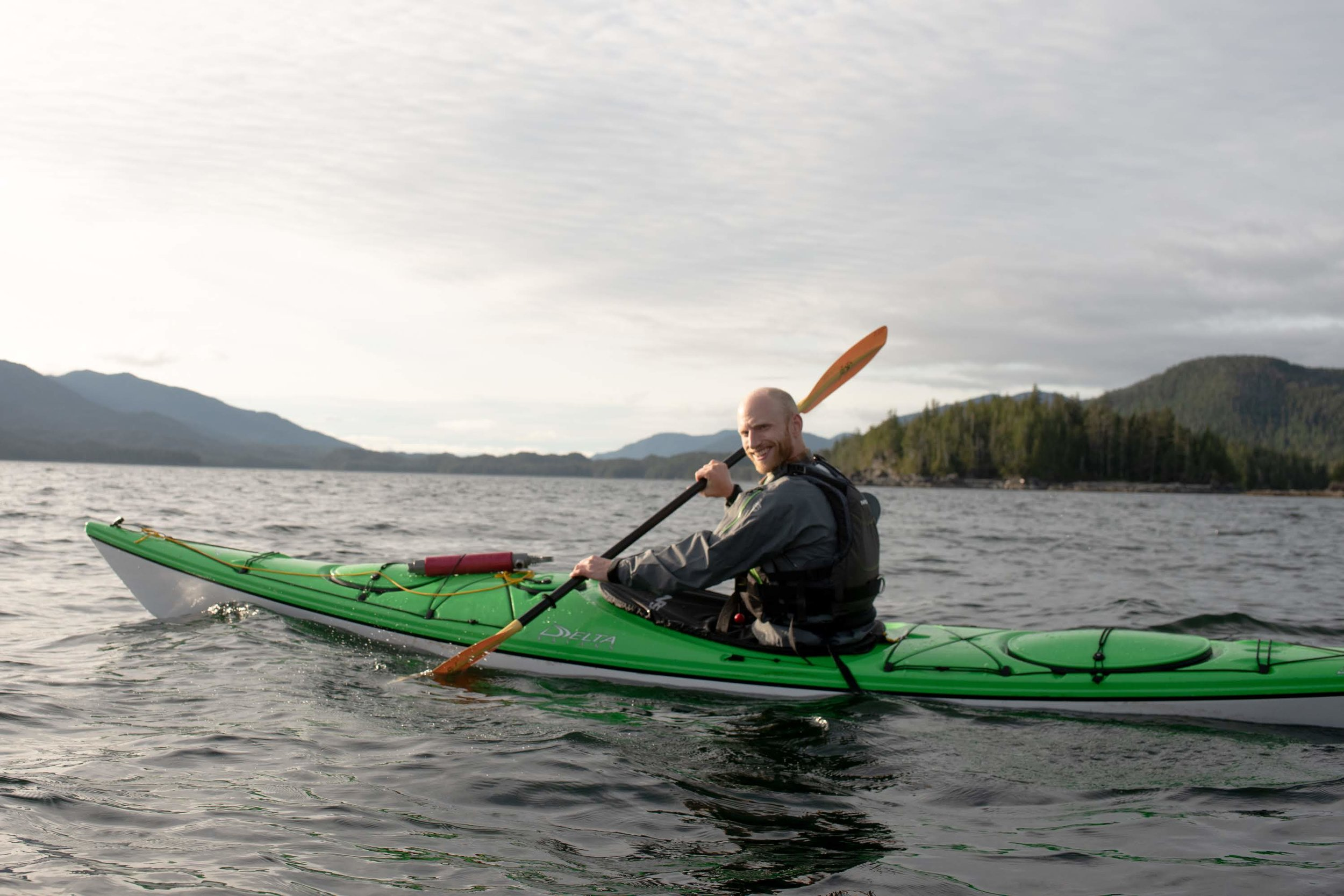 Southeast alaska is a wilderness playground, tim is in PERMANENT RECESS.