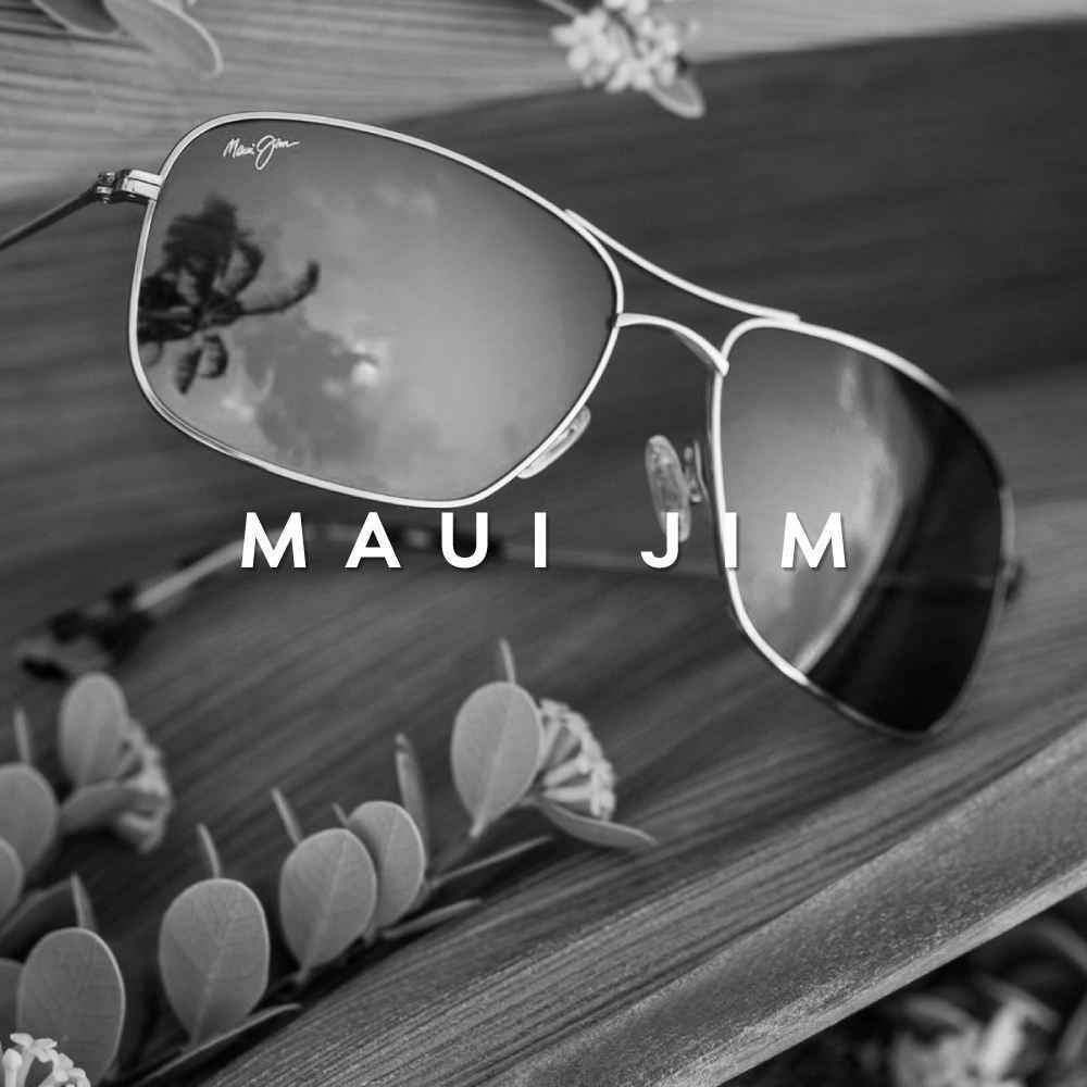 Eyescan is a stockist of Maui Jim eyewear in Melbourne