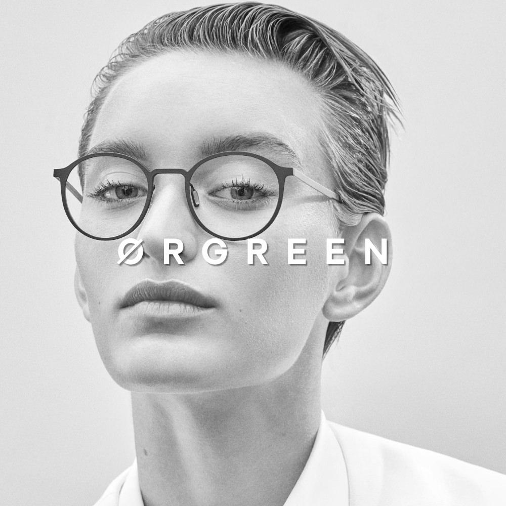 Eyescan is a stockist of Orgreen eyewear in Melbourne