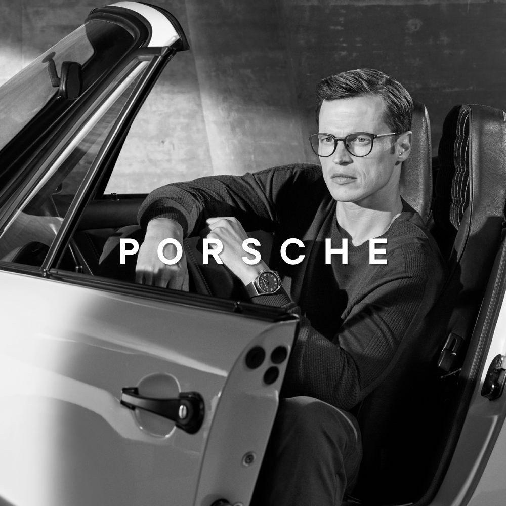 Eyescan is a stockist of Porsche eyewear in Melbourne