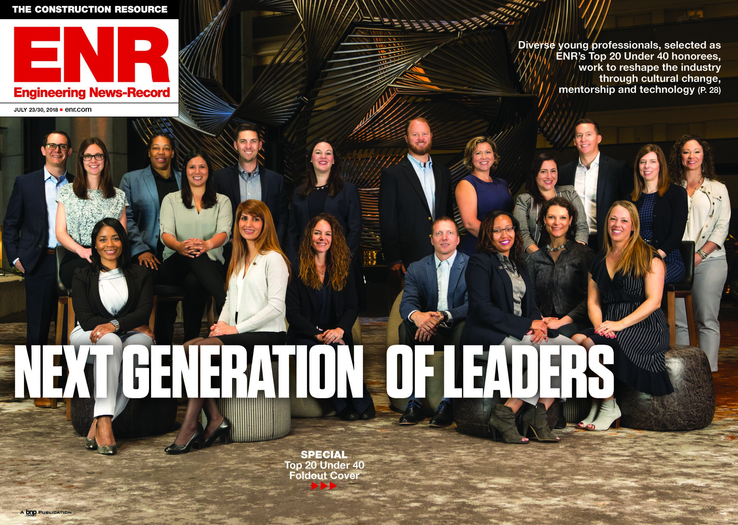 ENR Cover - Top 20 Under 40