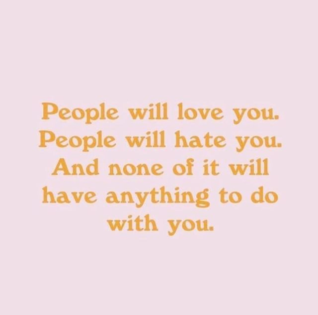 This is it.  Don't take anything personally. ⠀ ⠀  #empowered #mindset #blessed #mind #photooftheday #quoteoftheday #wellnesslifestyle #iamwellandgood #motivation #quotes #quotestoliveby #quotestagram #positivevibes #goodvibes #quotesaboutlife #positivity #wisdom #recenter #refocus #behappy #healthyliving #healthylifestyle #grateful #quotesdaily #positiveliving #igdaily #beawesome #dogood #manifestation