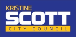 Paid for by Kristen Scott for Council 2018 = FPPC#1410139