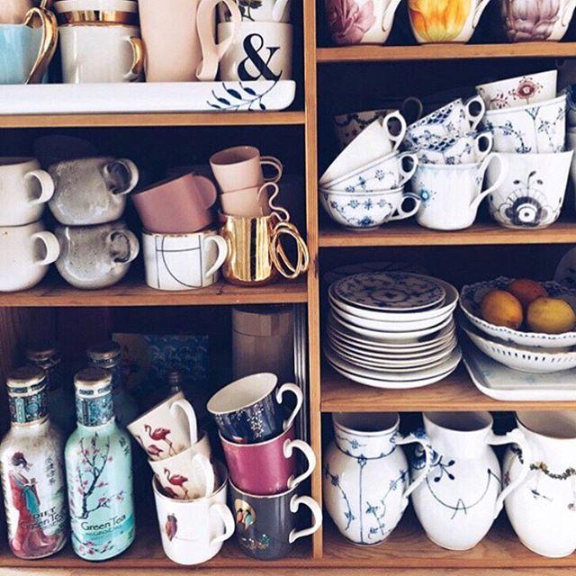 Me? Too many mugs? Never. . . . 📸: @birgittetheresa #mug #tea #tealover #tealovers #ilovetea #teaholic #timefortea #teatime #tealife #teaaddict #teaparty #teadrinker #cuppatea #cuppa #morningtea
