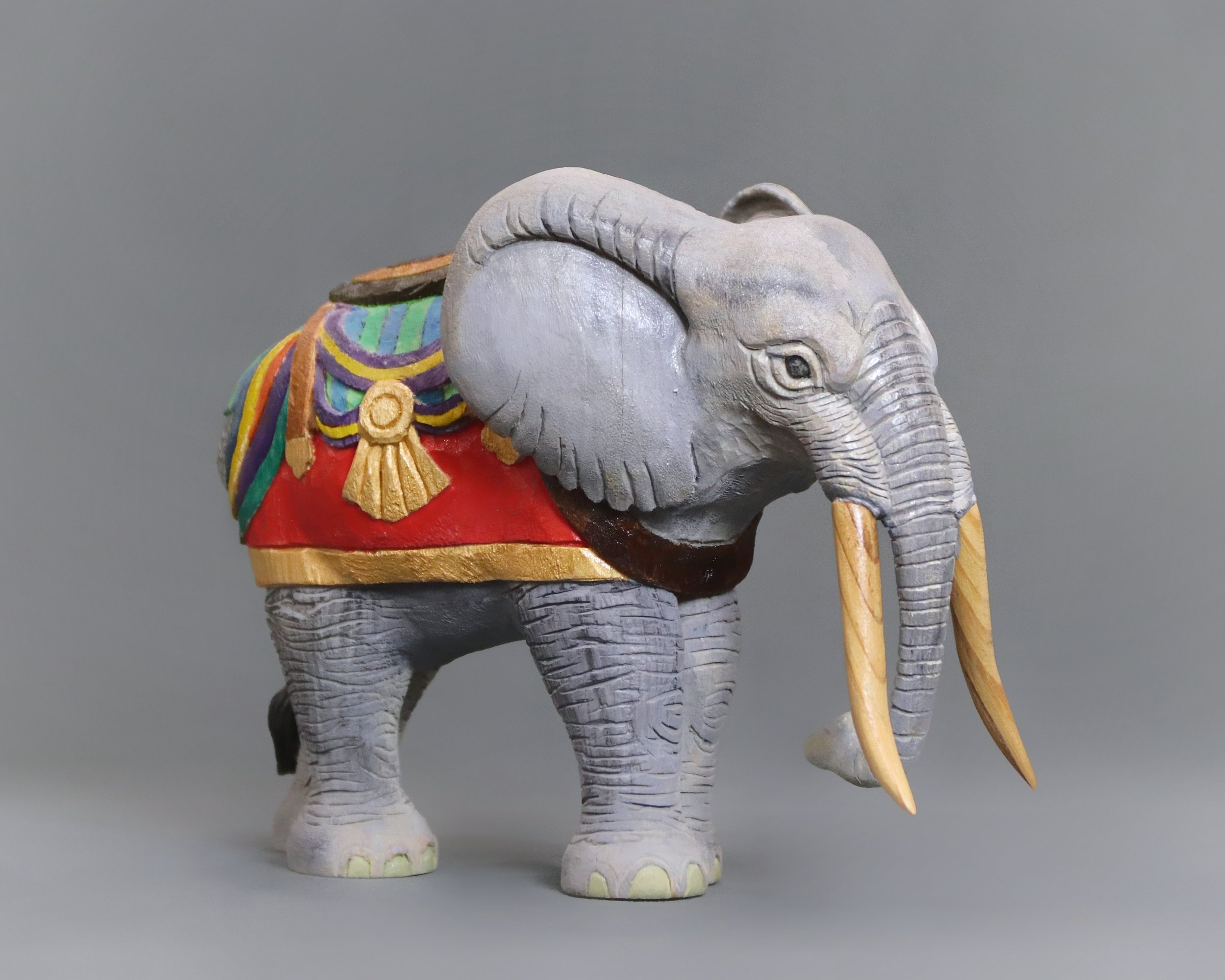 """""""Circus Elephant"""""""