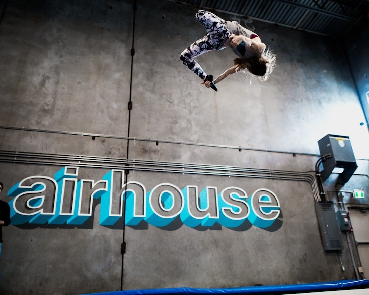 Active, energetic fun - For all ages, whether you're earning the basics or competitive athletes looking for training and coaching, Airhouse is the place for you.