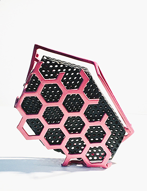 Pink broken hexagon structure added-Not so sure about this.