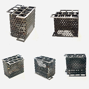 perforation structure with different perspective
