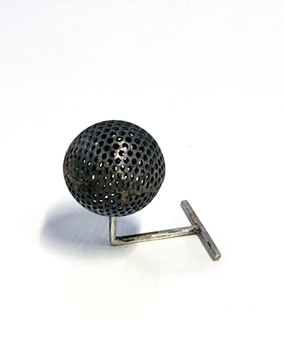Ball with legs.