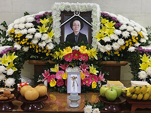 A beautiful tribute.
