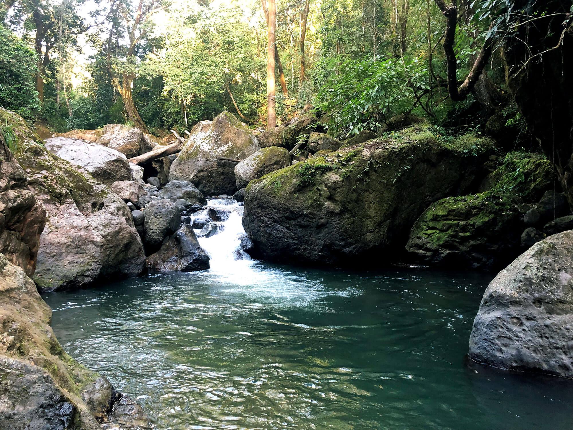 El Río Machuca