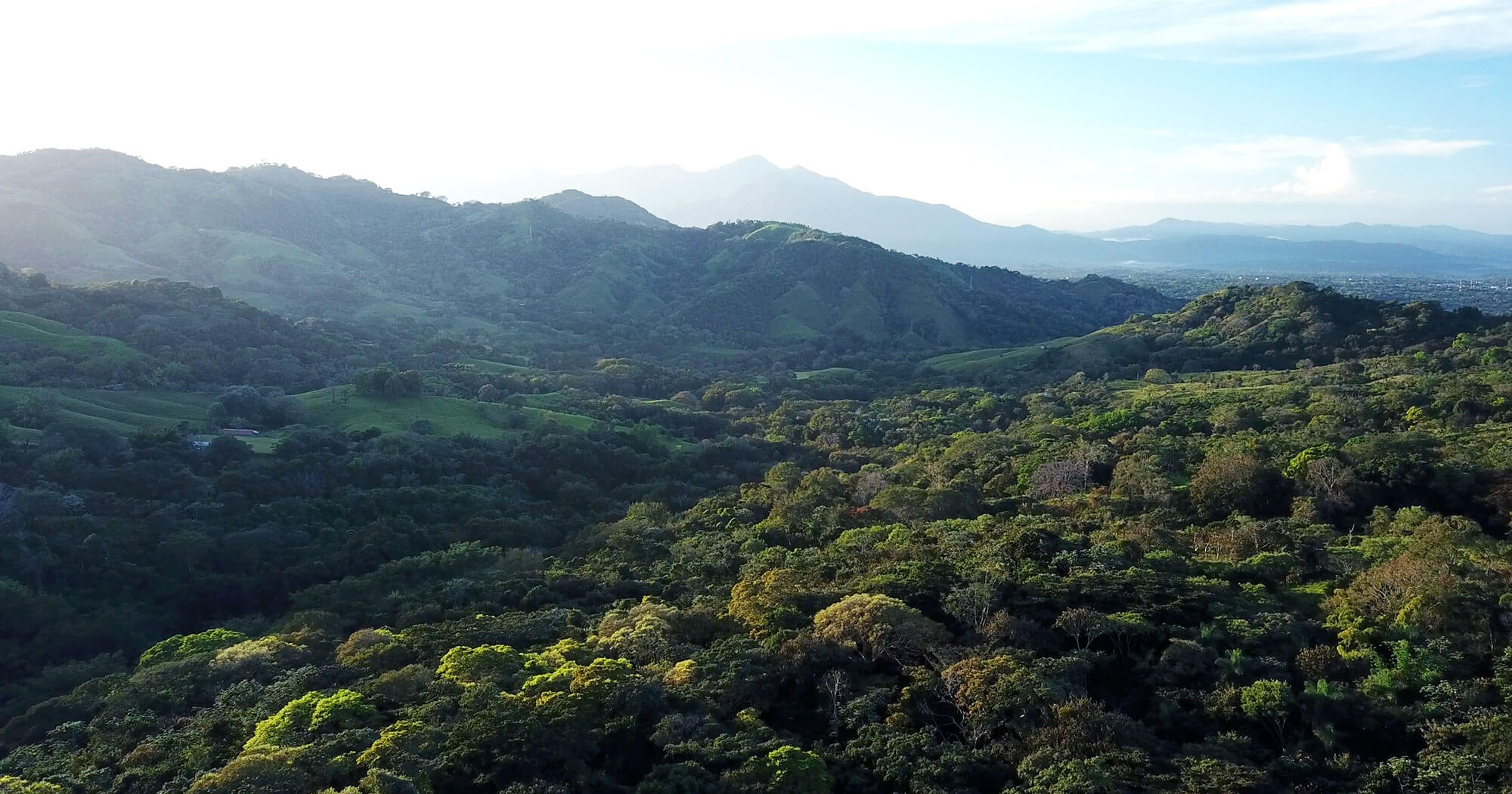 Designing a Regenerative Future   Alegría Village is a new ecological neighborhood in the hills of San Mateo, Costa Rica.   Learn More