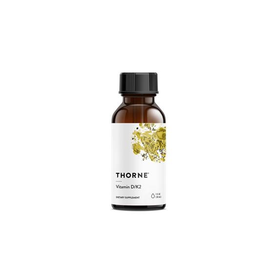 THORNE LIQUID VITAMIN D3/K2