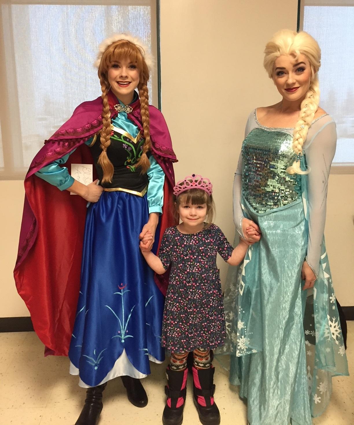 Elsa+and+Anna+birthday+party
