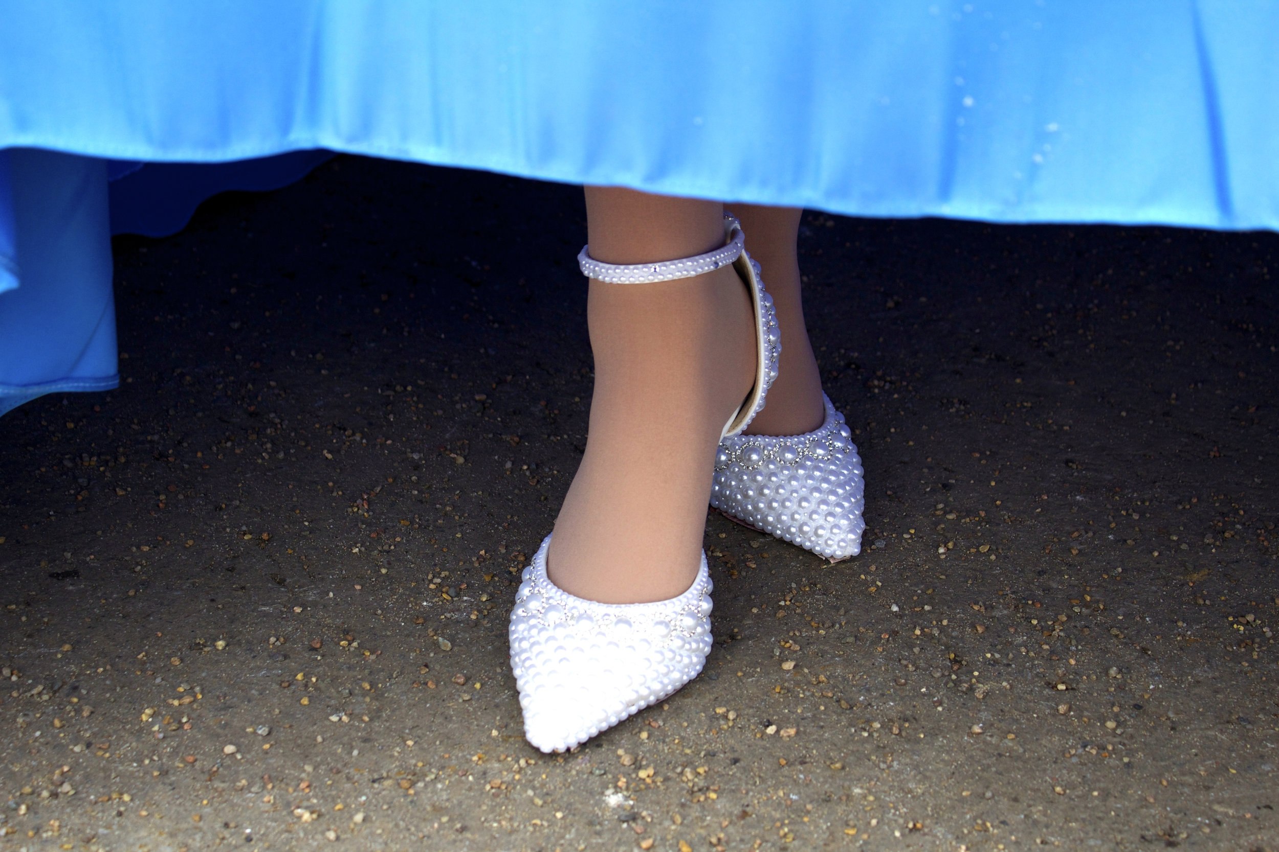 Princess Aurora shoes