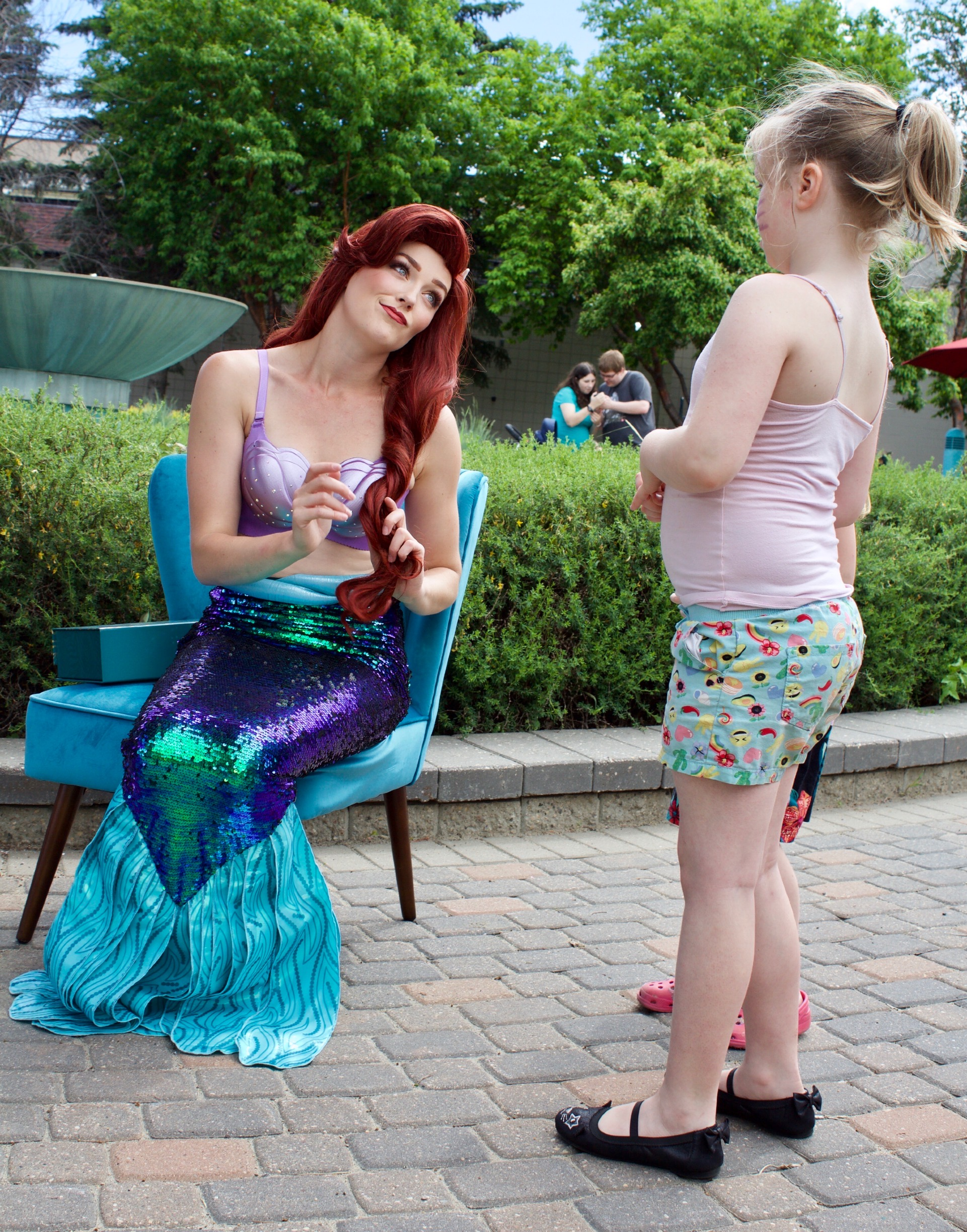 Glass Slipper Entertainment Little Mermaid 1