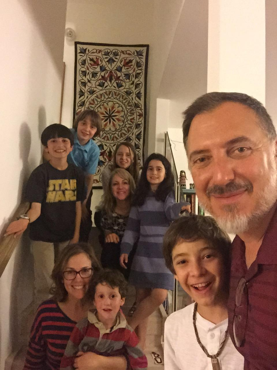Having a Shabbas meal in a not so strange land, with an amazing family, made our connection to Israel so much closer. - Kevin Groman | Temple Kol Ami | Scottsdale, Arizona