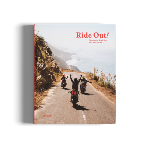 Ride Out! - Fred & Dave - Gone Bikin' - Ride Out! presents the most exciting motorcycling territories and tells the most thrilling adventures of people who have set out to travel the world on two wheels. I provided 24 photos.Published August 2018