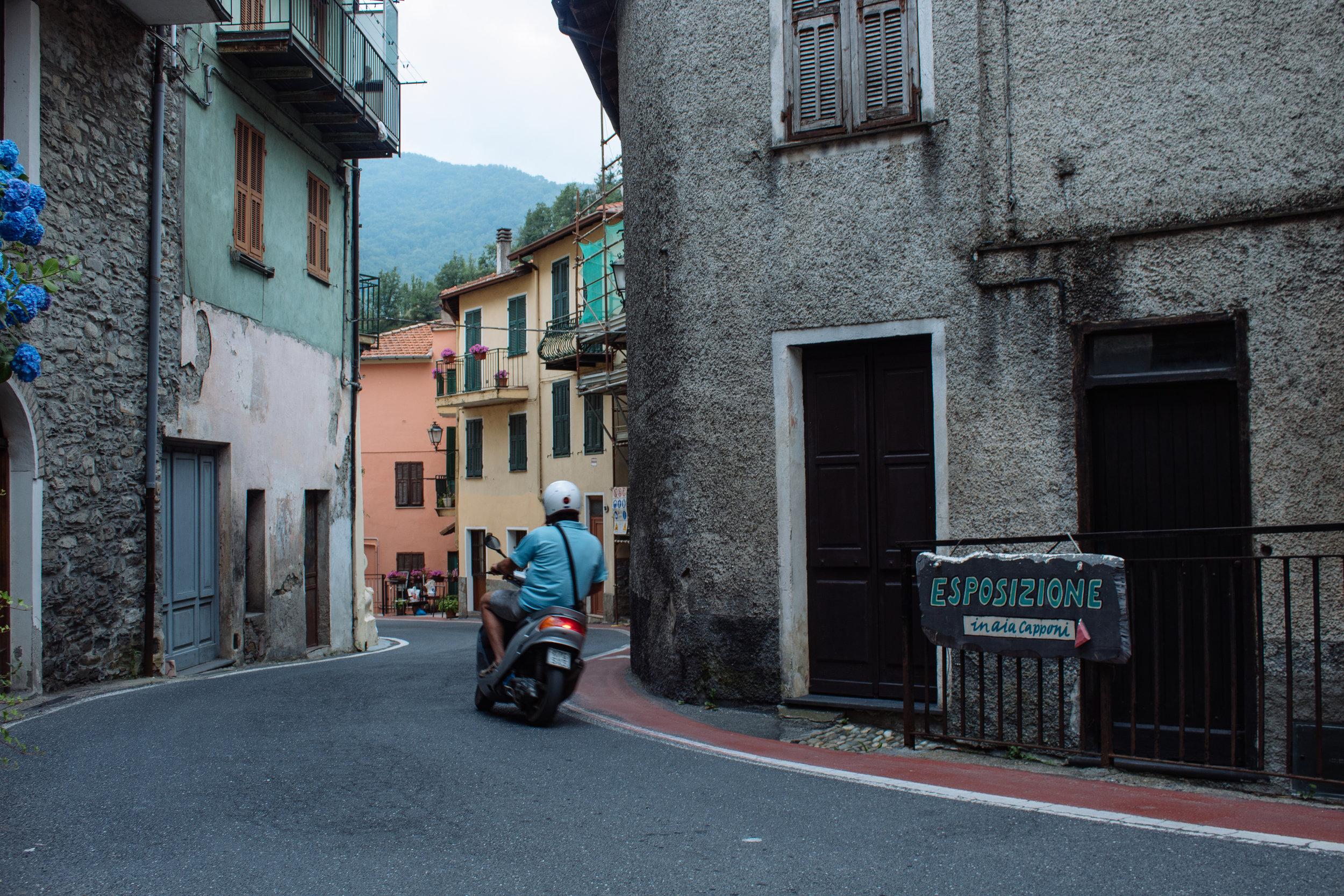 Quintessential Italian streets
