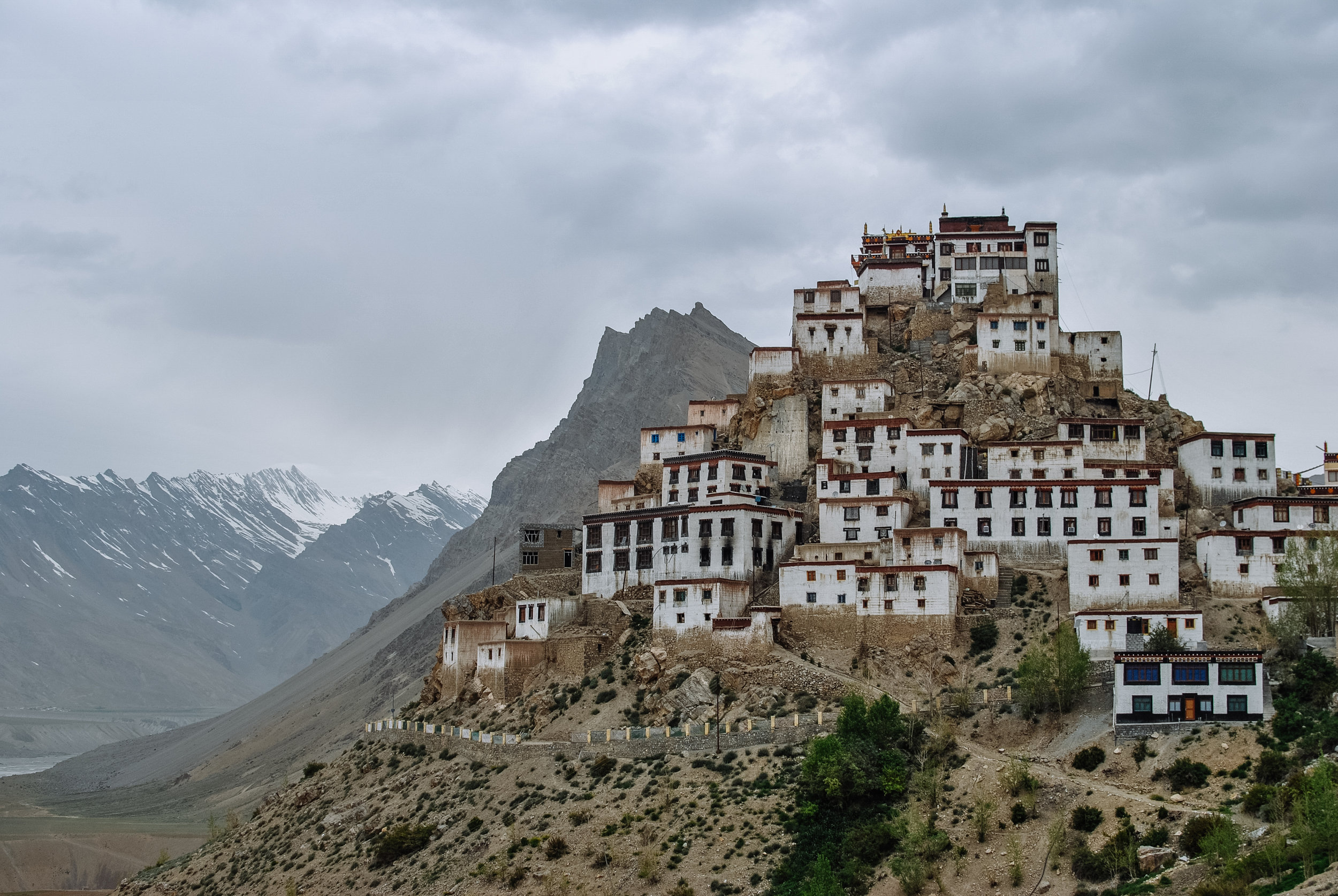 Key Monastery, Spiti Valley