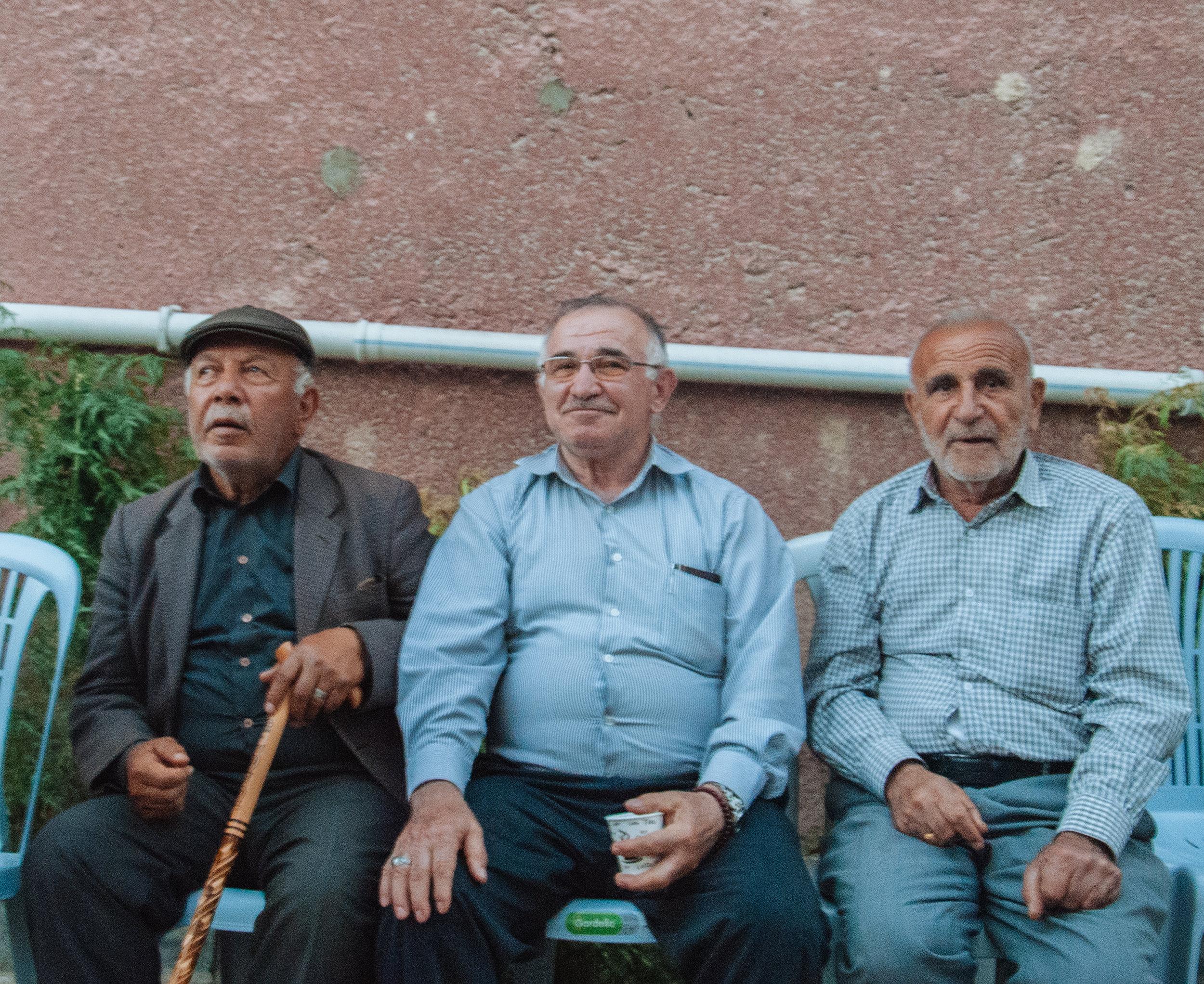 Old Turkish Gents