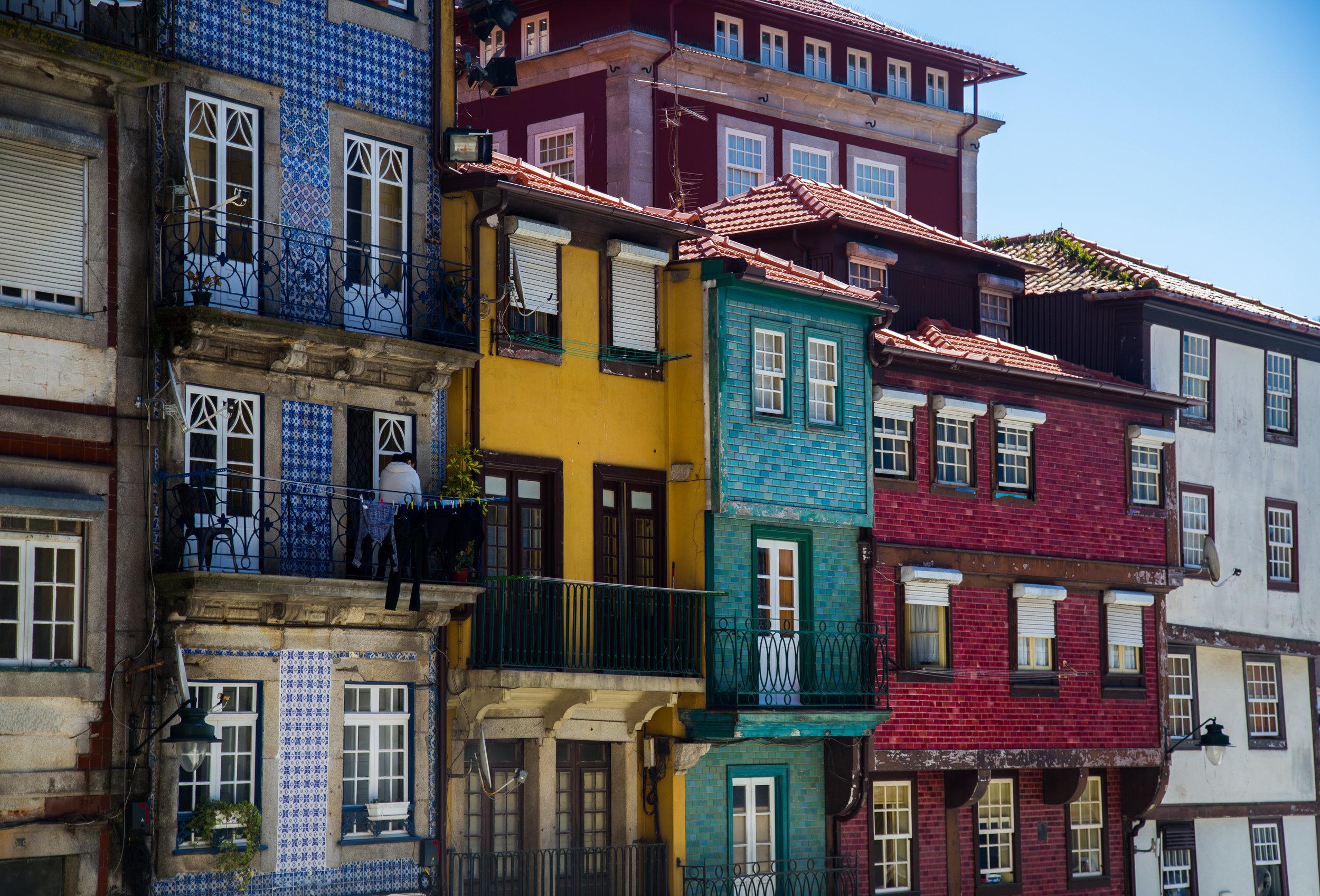 Ribiera, Porto