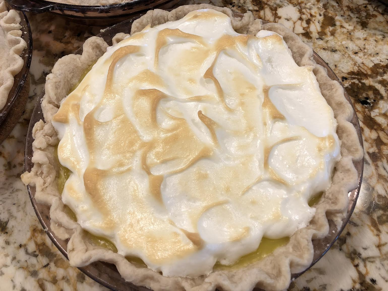 Lemon Meringue Pie $18