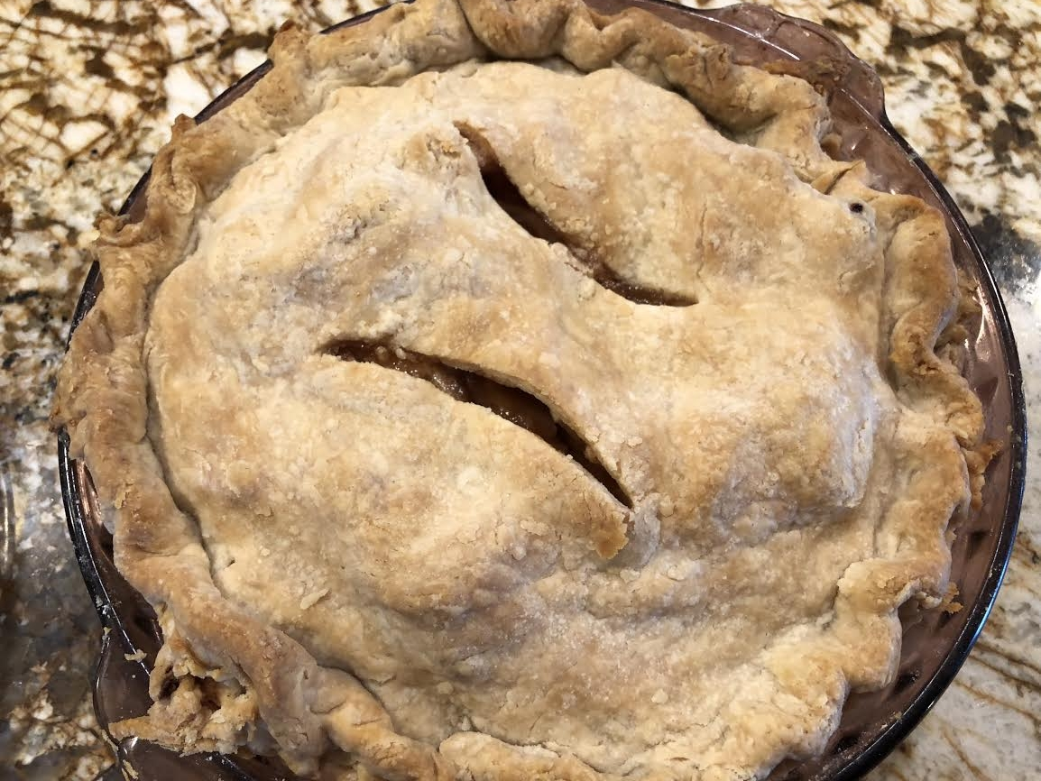 Apple Pie $18