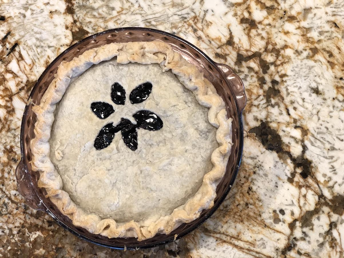 Blueberry Pie $18
