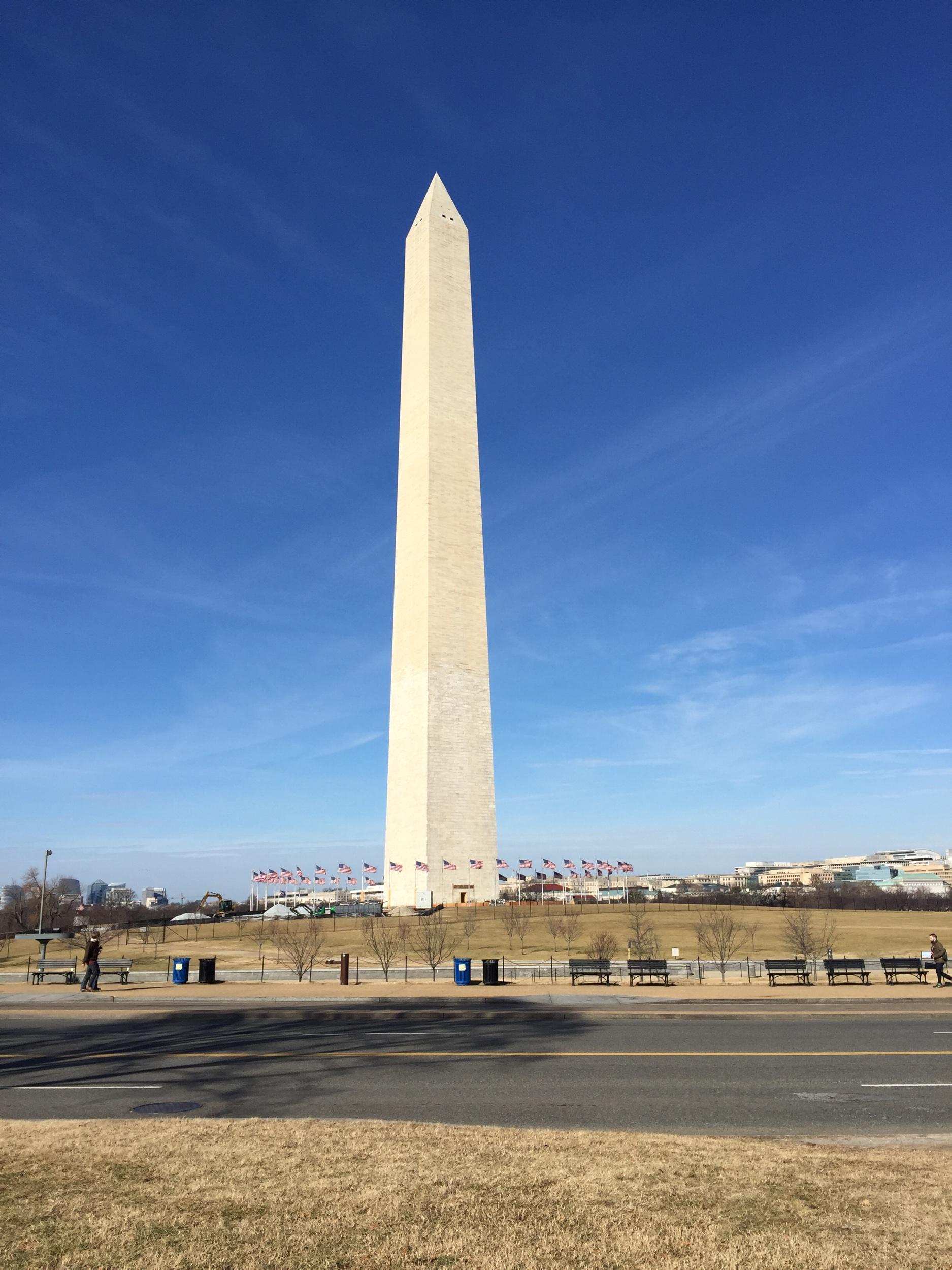 Podcast: Washington, DC