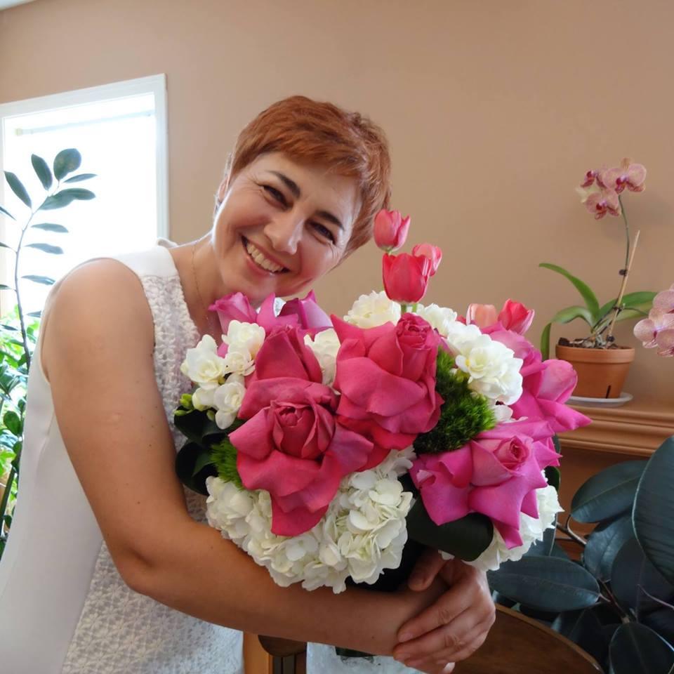 Zita Anuscenko    Horticulture Technician Team Lead