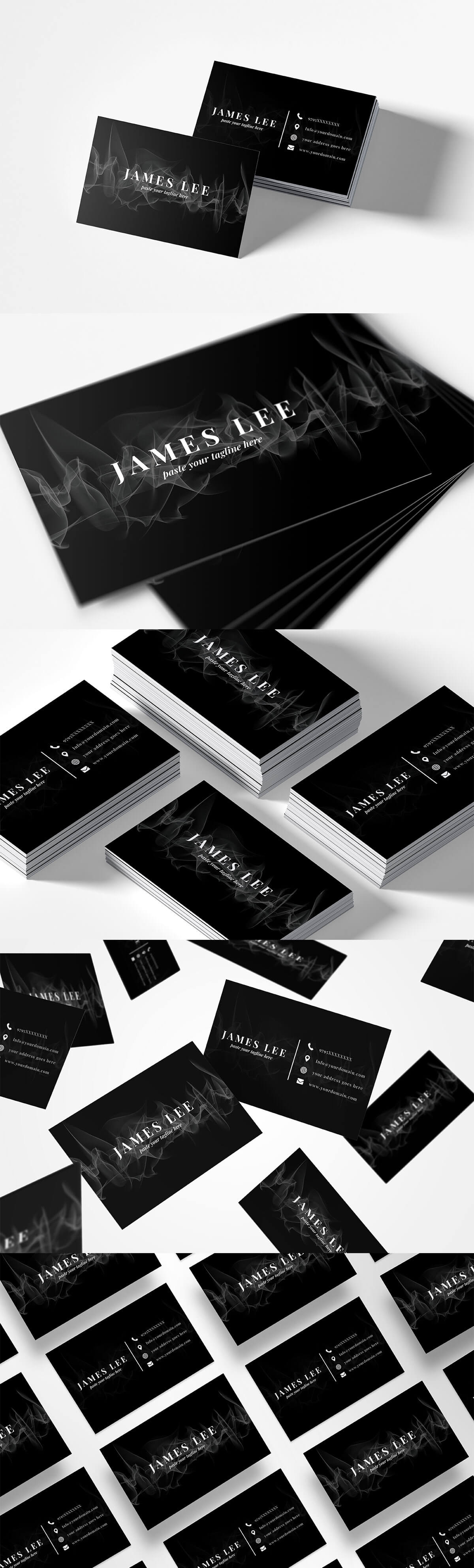 ElegantFree #Business #Card #Templateis an elegant template. It comes with 2 PSD files with built-in smart object feature in CMYK color mode at 300 DPI resolution.
