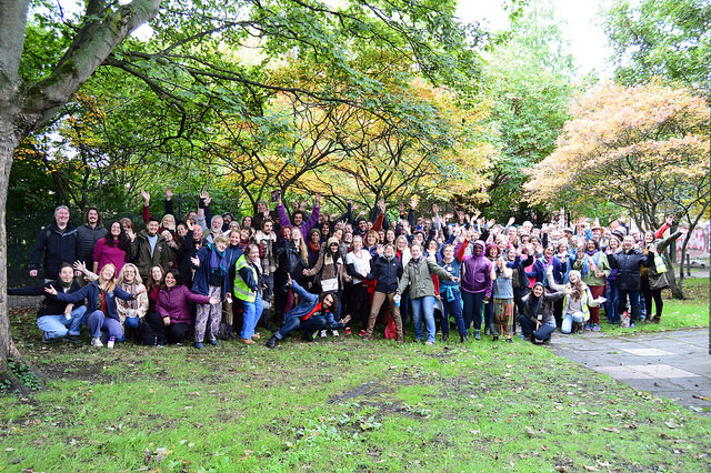 Manchester Permaculture Convergence 21-23 September 2018