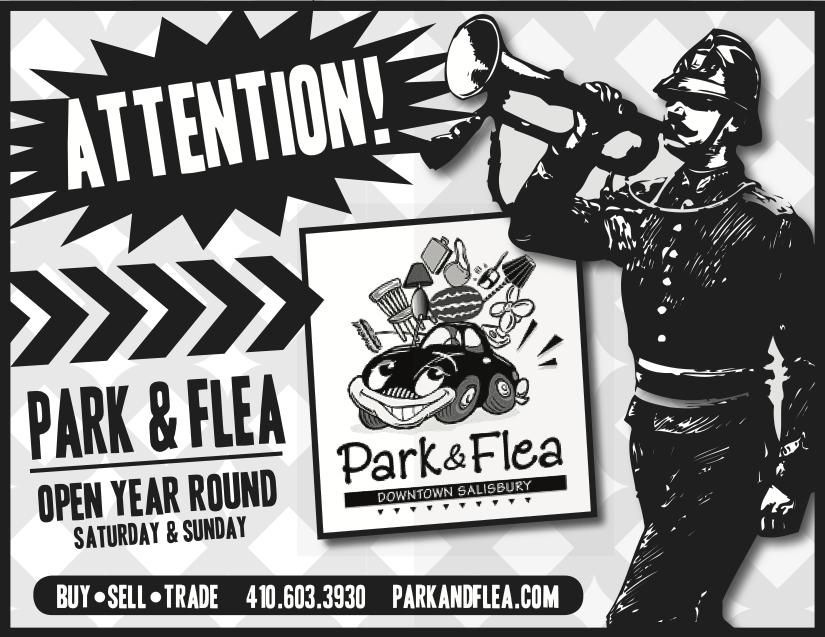 Salisbury Park and Flea
